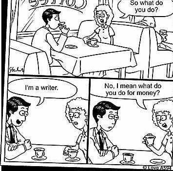 Writing and the Work/life Balance