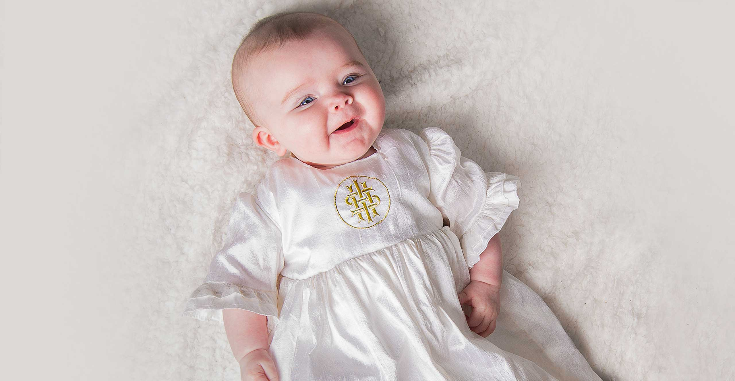 Galway Christening Gown