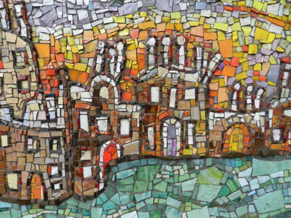 Guide Mosaics Of Scotland. Helen Miles