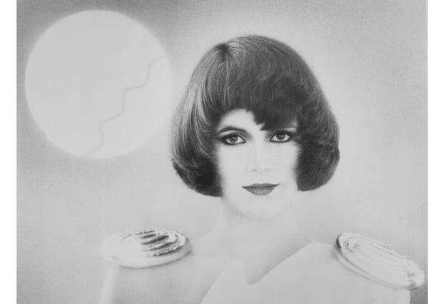 7  Soft Cubism 1979 – Susie