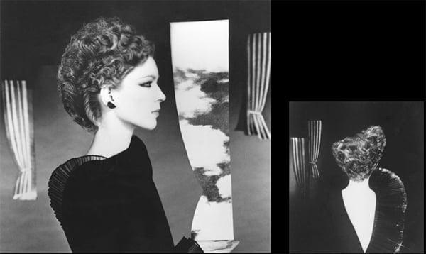 Magritte-Inspiired Vidal Sassoon HighHair  1980