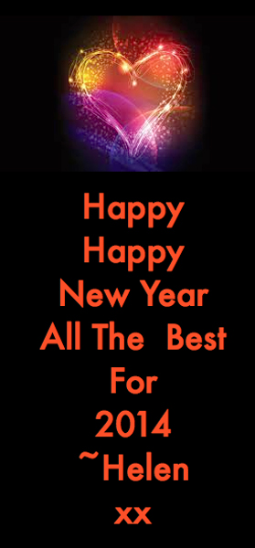 Happy Happy New Year 2014