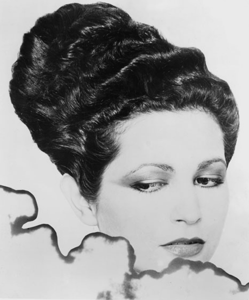 Vidal Sassoon's HighHair Updo - 1980