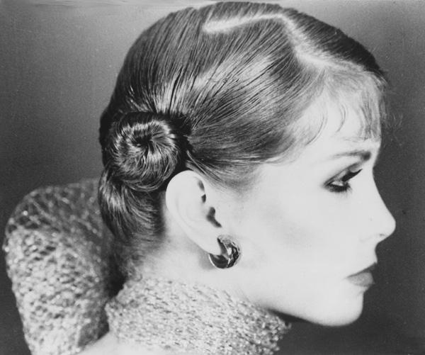 Naughty Knottie, A Chic Chignon– 1978