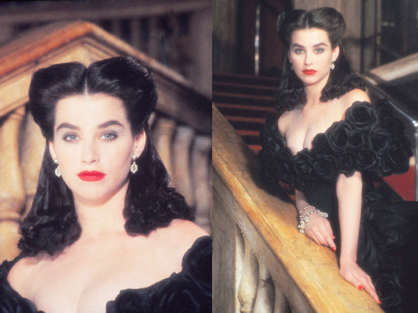 Gone With The Wind Hair Inspiration - 1987
