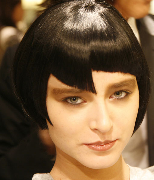 1920s Wig, Modern, Abstract Hair Cut - 2011