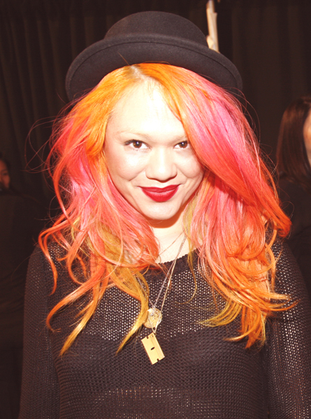 Colorofic Hair @ NY Fashion Week – 2015