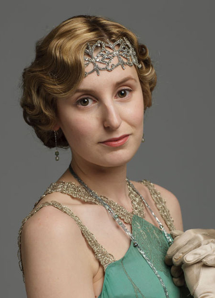 Lady Edith's Downtown Abbey Bandeau – 2016