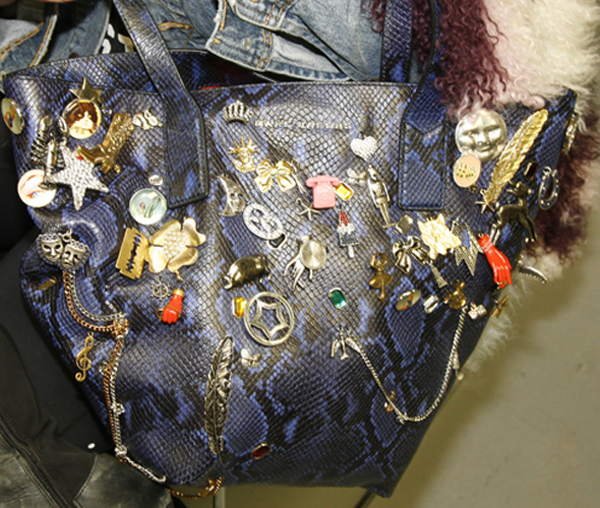 Trend Alert. Pop Pins Pop On Bag - 2016
