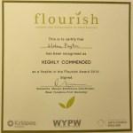 flourish award