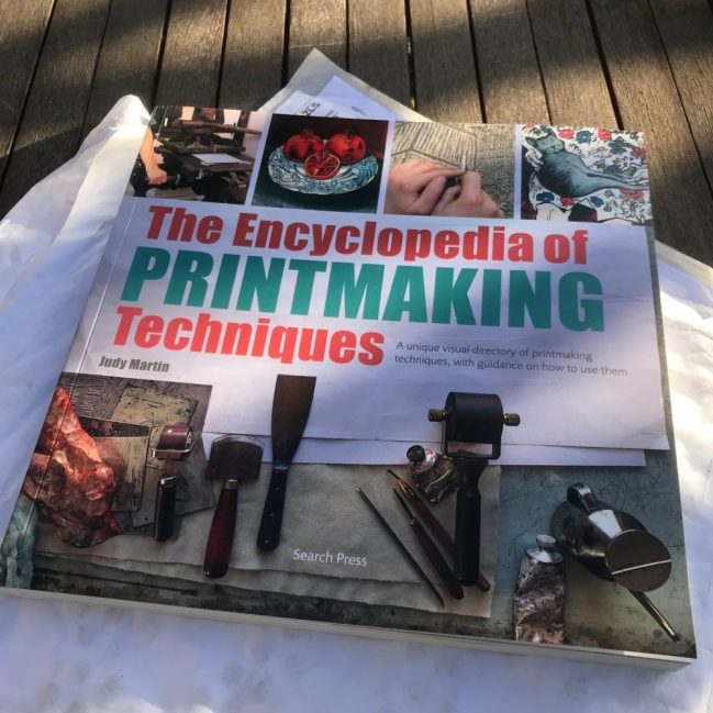 Encylopedia of printmaking techniques