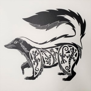 you are what you eat - skunk
