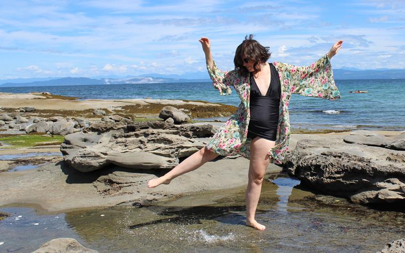 Helen's Closet Bombshell Swimsuit