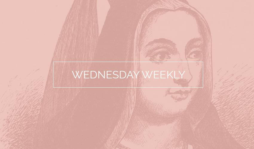Wednesday Weekly Helen's Closet