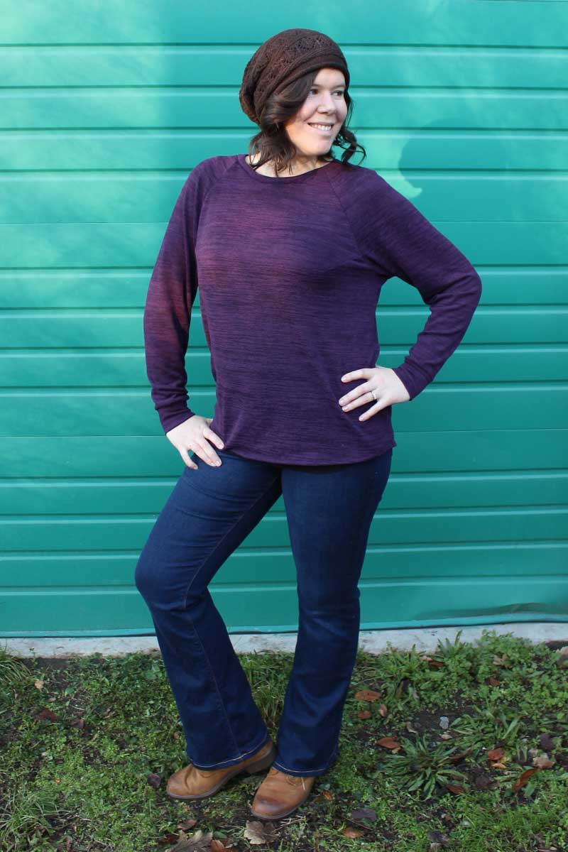 Bethioua Sweater by Elle Puls - Made by Helen's Closet