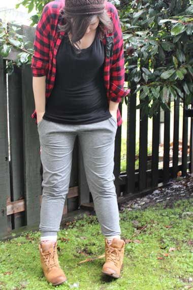 True Bias Hudson Pants by Helen's Closet