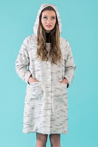 Waver Jacket by Papercut Patterns