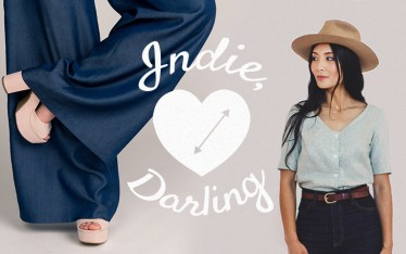 Sewing Patterns With 70's Flare - Indie, Darling by Helen's Closet