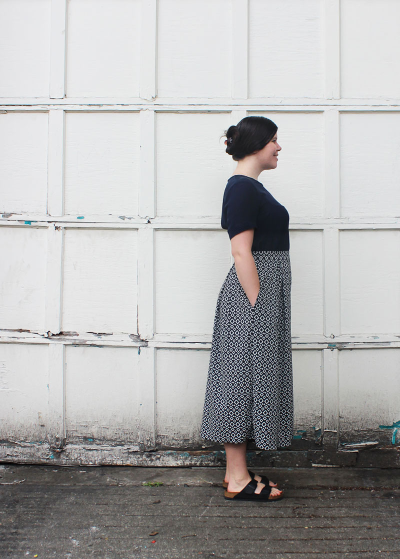 Winslow Culottes by Helen's Closet