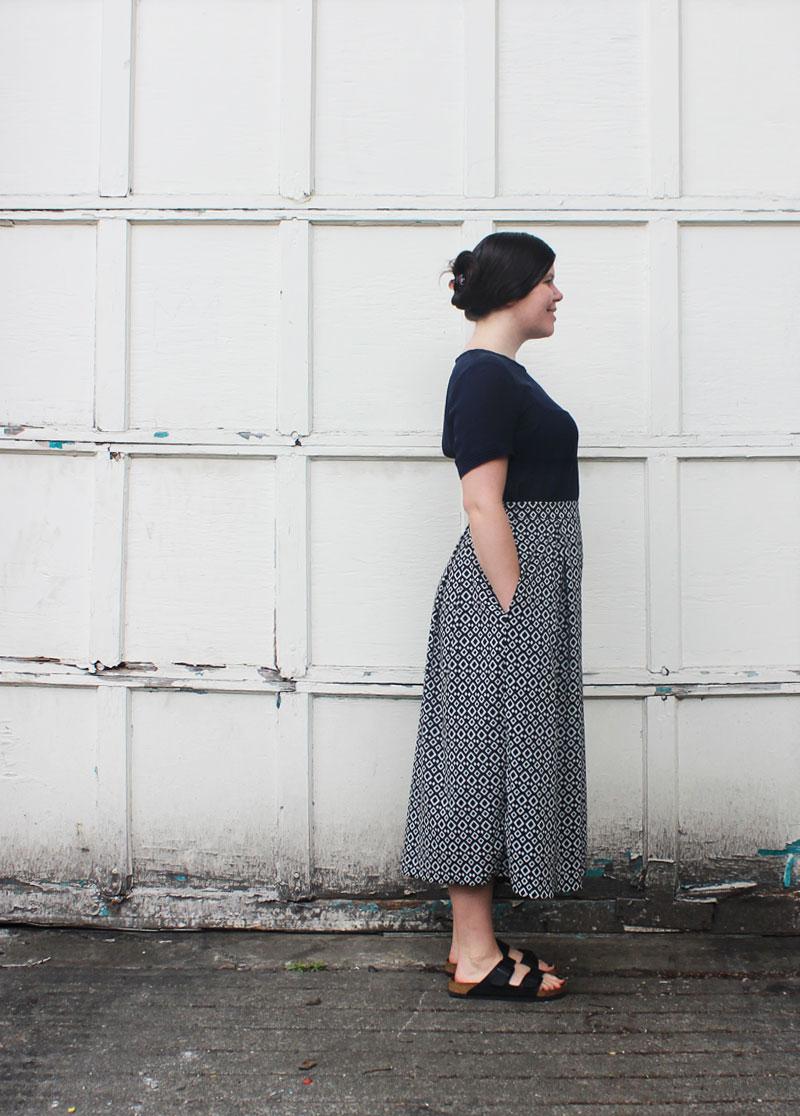 Winslow Culottes by Helen's Closet