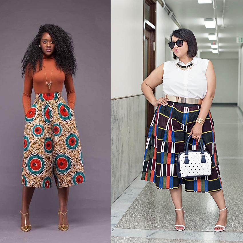 Winslow Culottes Pattern Inspiration