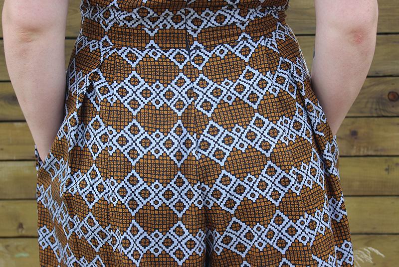 Winslow Culottes Jumpsuit by Helen's Closet