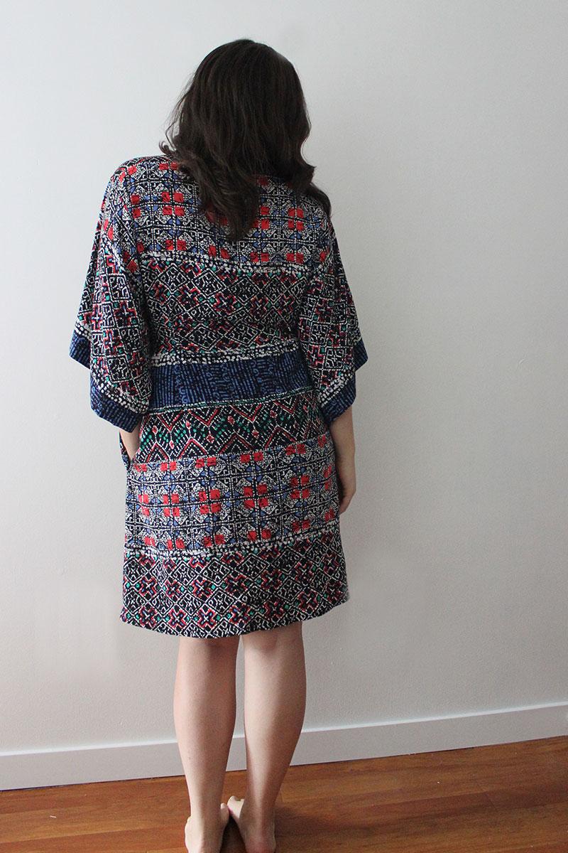 Kimono Dressing Robe