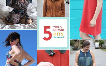 Sewing Top 5 2016