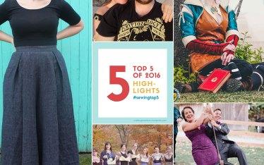 Top 5 Highlights 2017