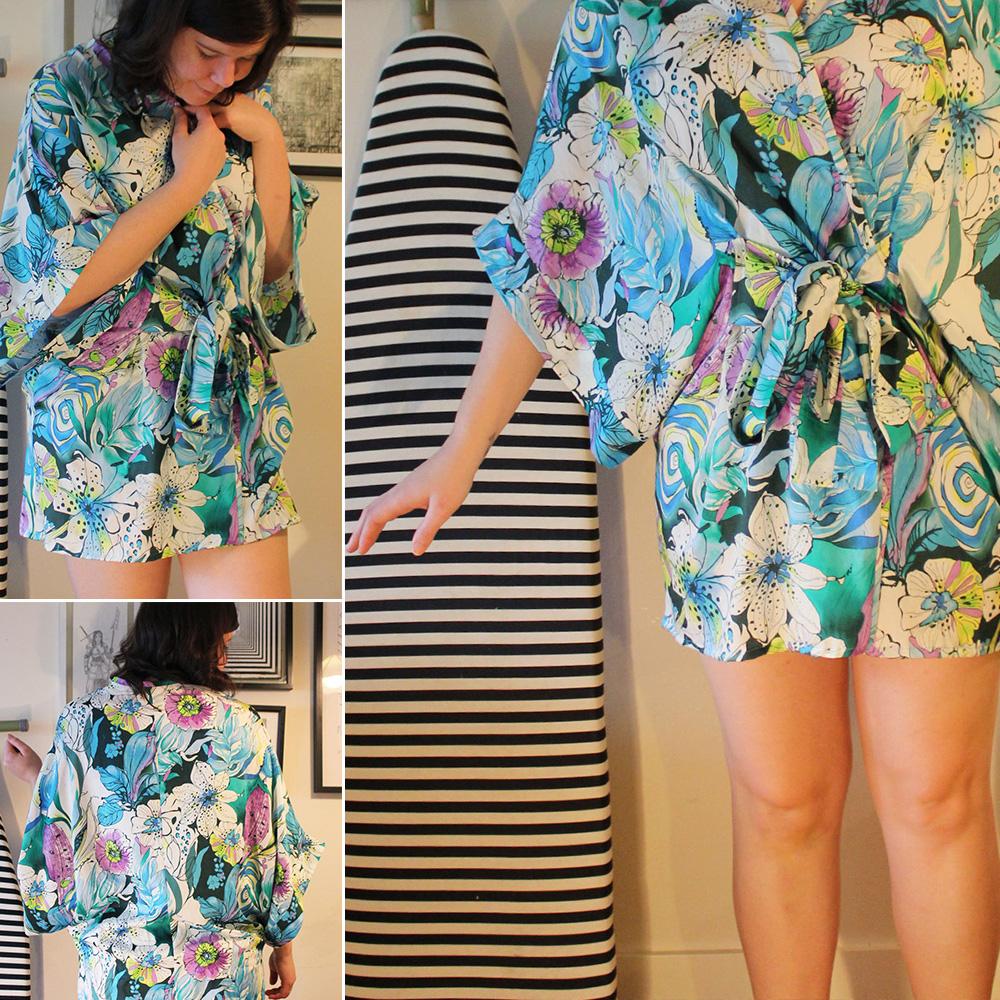 Seamwork Alamada Robe