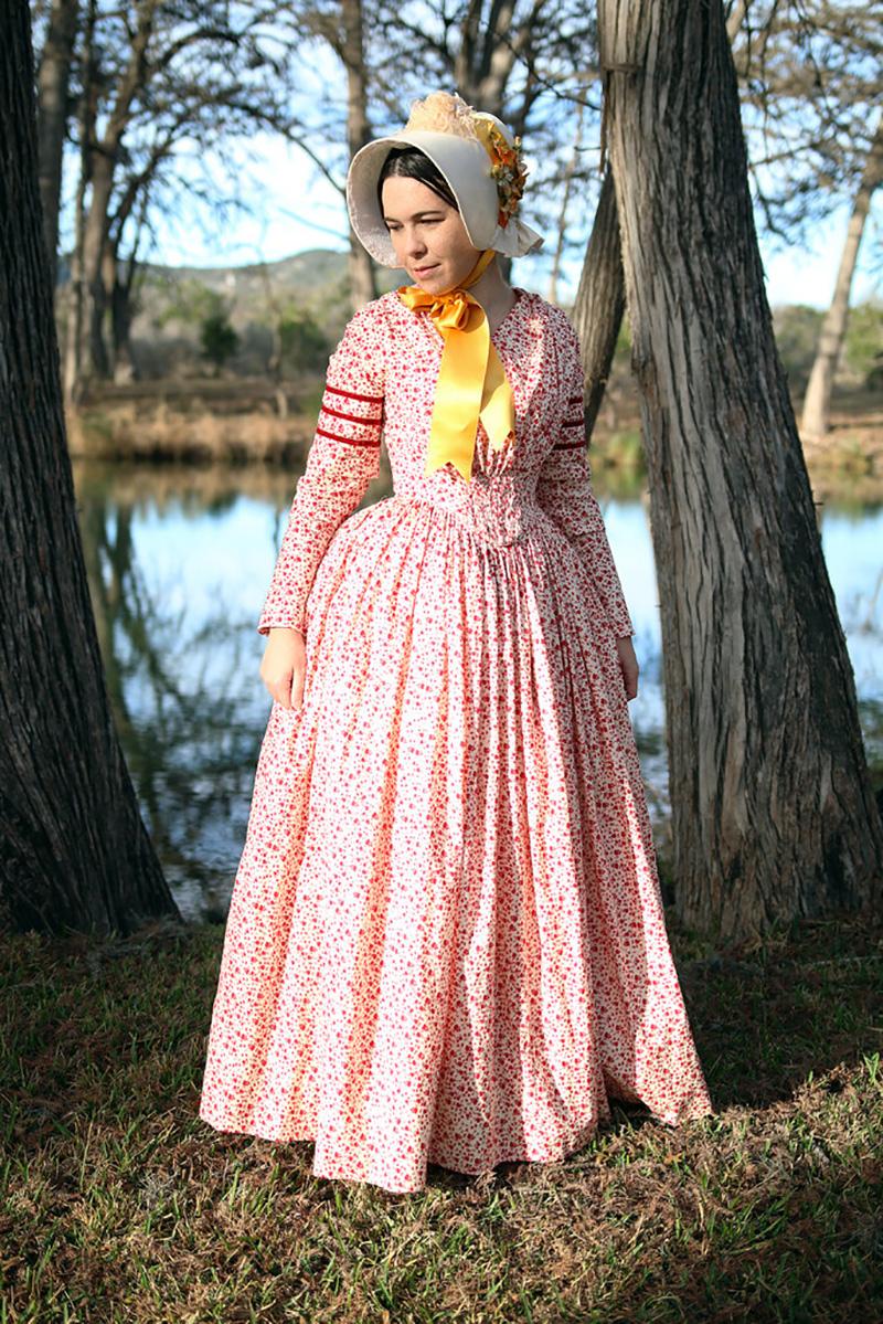 Dixie DIY Historical Costume