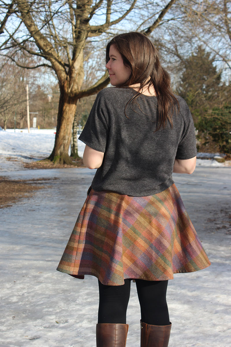 Hollyburn Skirt and Short Linden