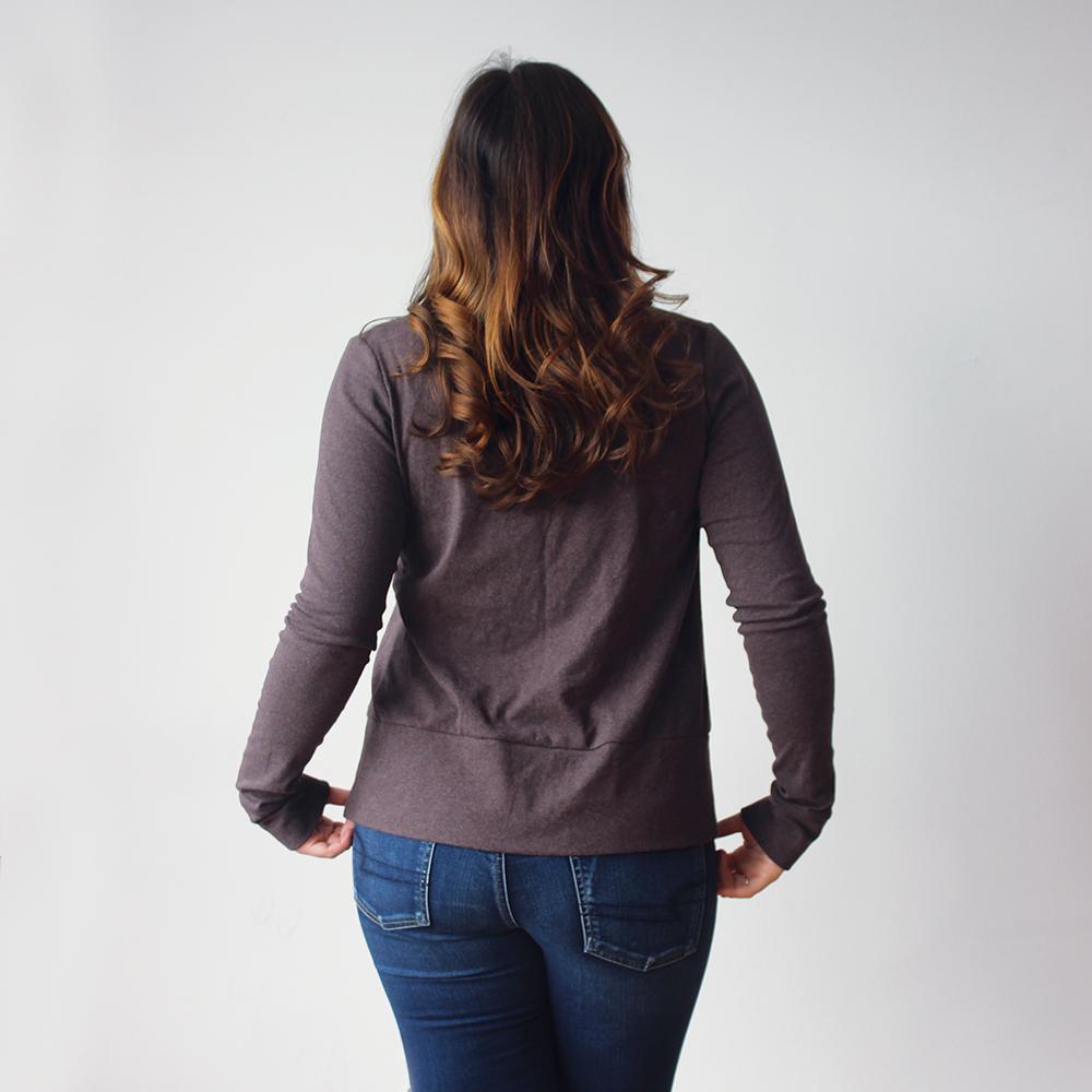 Blackwood Cardigan PDF Sewing Pattern