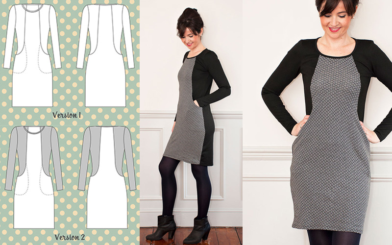 Best Indie Patterns for Colour Blocking