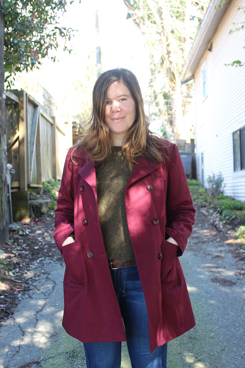 Christine Haynes Ellsworth Coat