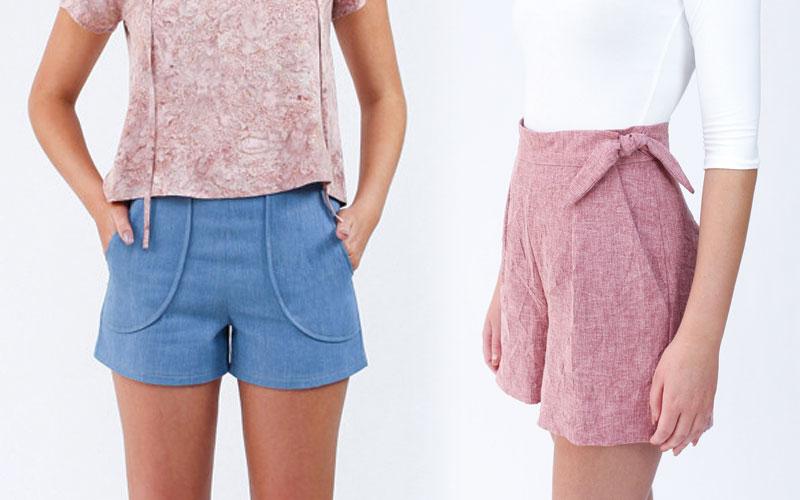Indie, Darling : Best Shorts Patterns – Helen\'s Closet