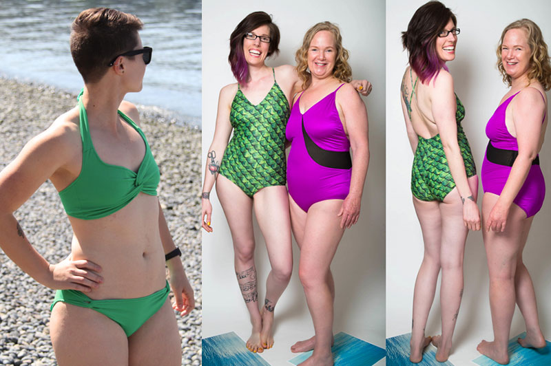 Best Indie Swimsuit Patterns