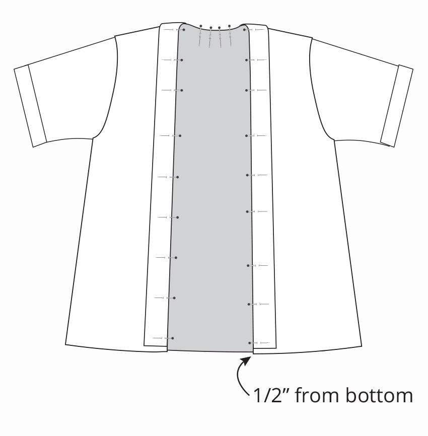 Suki Kimono Cover-up