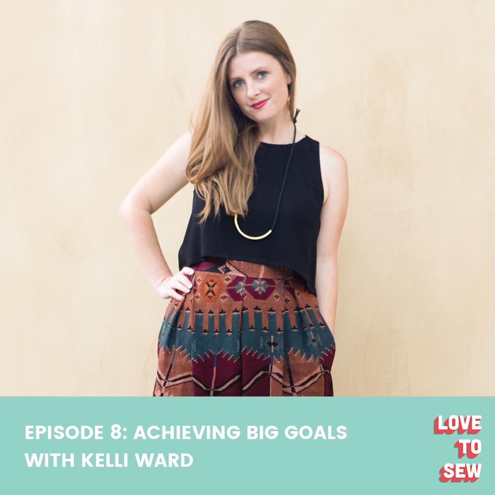 Kelli Ward Love to Sew