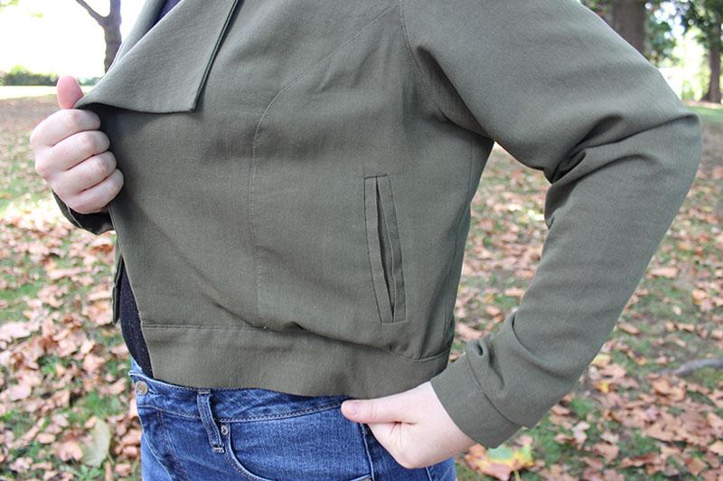 Deer and Doe Lupin Jacket