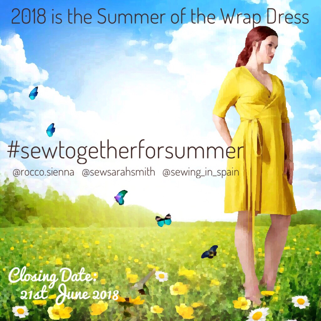 Sew Together For Summer 2018