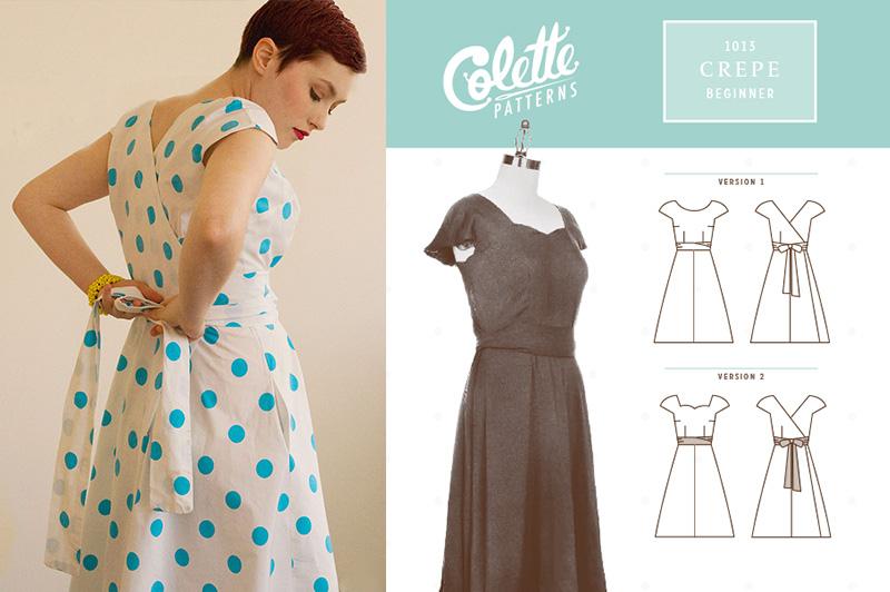 d6dd9e7a89f Best Wrap Dress Patterns