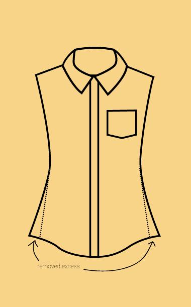 Sewaholic Granville Shirt by Helen's Closet