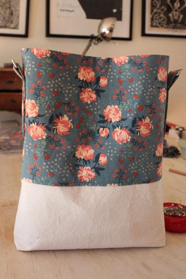 Granger Bag Sewalong by Helen's Closet