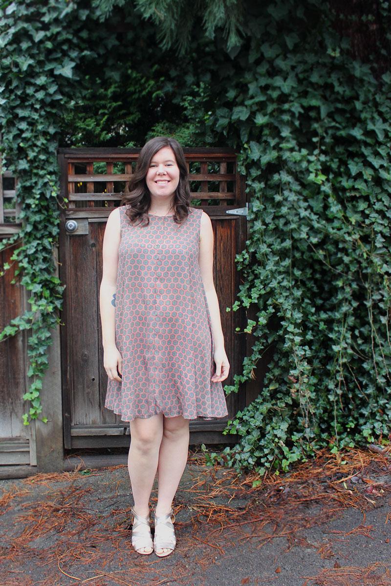 Papercut Patterns Sway Dress