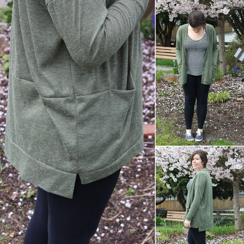 Driftless Cardigan
