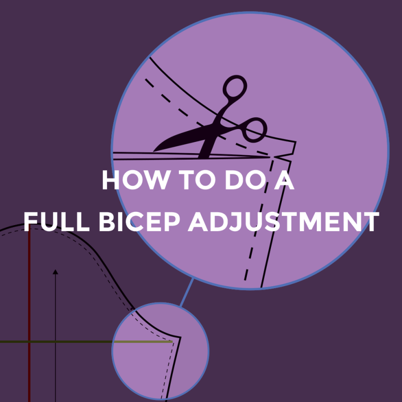 how to do a full bicep adjustment