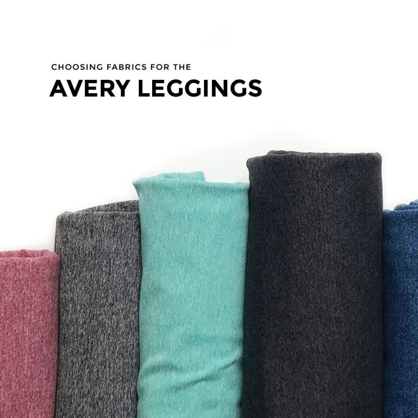 Avery Leggings Fabric