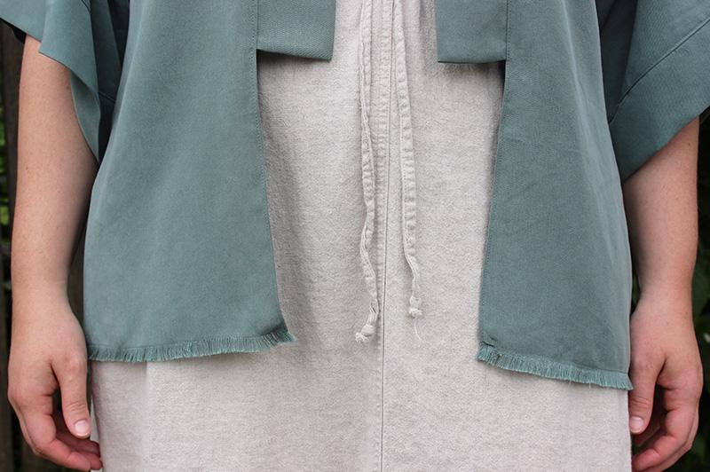Tencel Suki Kimono Jacket