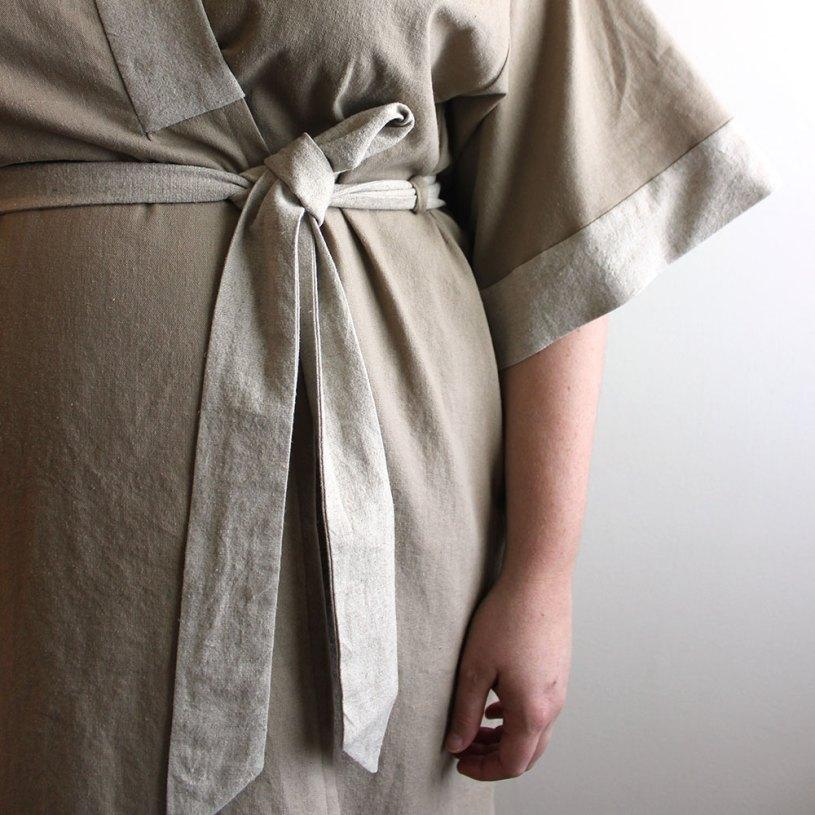 Suki Robe PDF Pattern